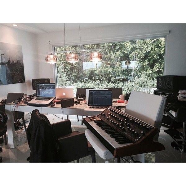 Avicii using Moog Sub 37 Paraphonic Analog Synthesizer