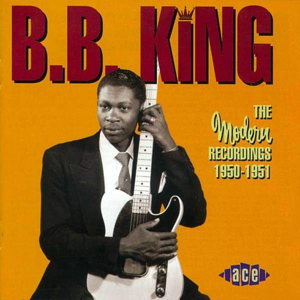 B.B. King using Fender Esquire
