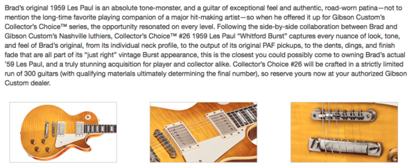 Brad Whitford using Gibson Les Paul Standard Electric Guitar