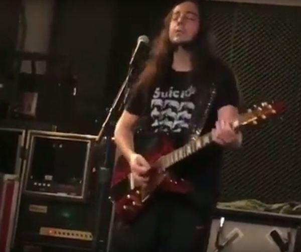 Daron Malakian using Friedman Brown Eye 100W Tube Guitar Amp Head