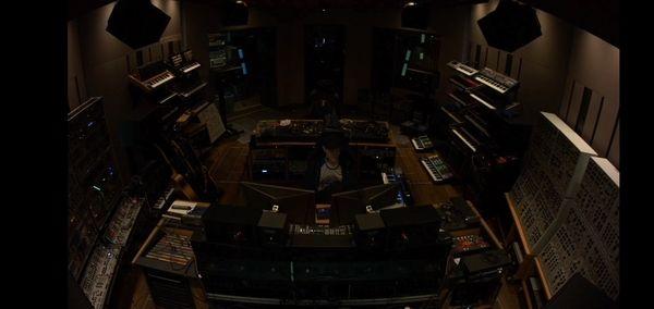 Deadmau5 using Moog Matriarch