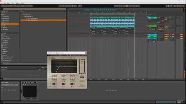 Deadmau5 using Waves Linear Phase EQ Plugin