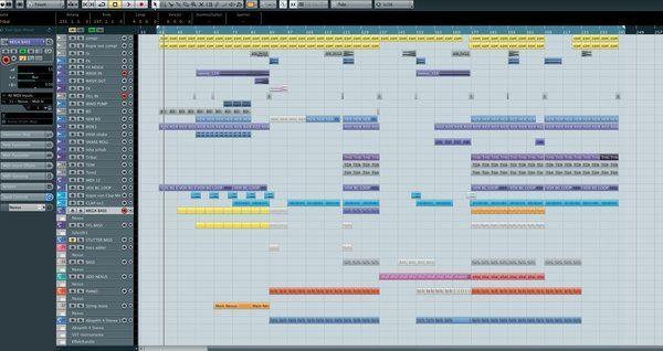 Eddie Thoneick using Lennar Digital Sylenth1 Software Synthesizer