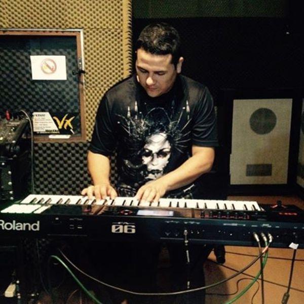 J. Augusto using Roland FA-06