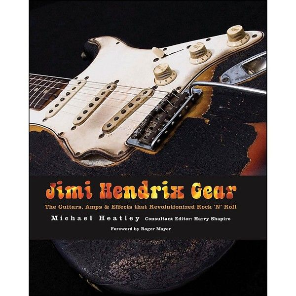 Jimi Hendrix using Fender Stratocaster Electric Guitar