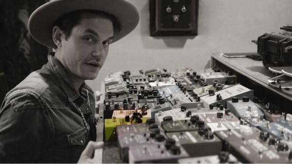 John Mayer using Sabbadius 80 Overdrive Tone