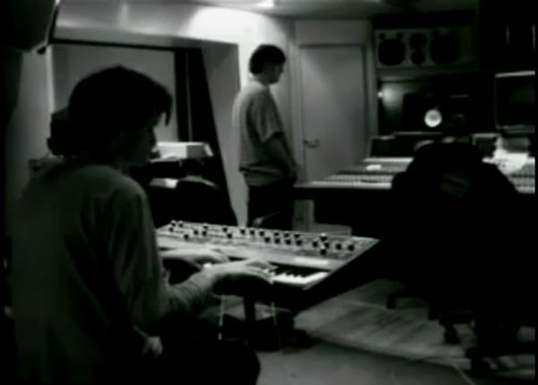 Jonny Greenwood using Sequential Circuits Prophet-5