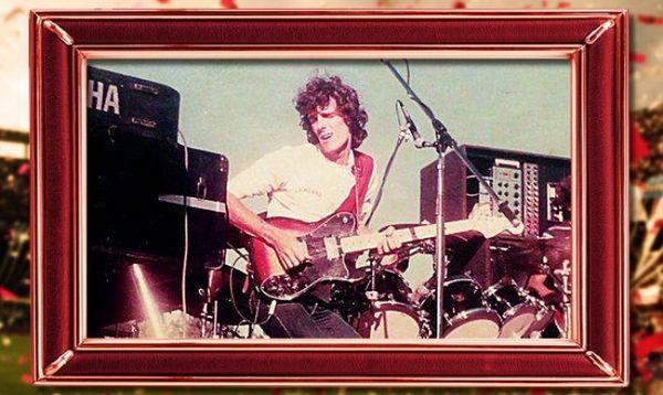 Luis Alberto Spinetta using Fender Telecaster Deluxe