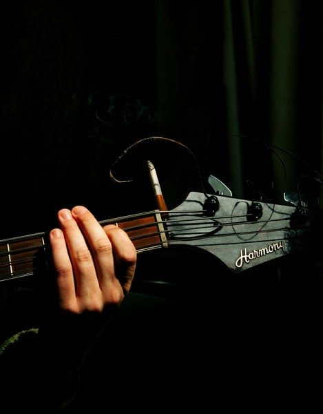 Mac DeMarco using Harmony H27