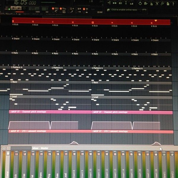 Owl City using Image-Line FL Studio 11