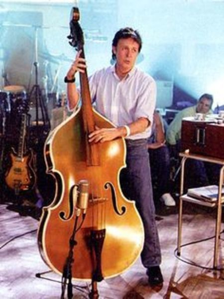 Paul McCartney using Kay TV-1