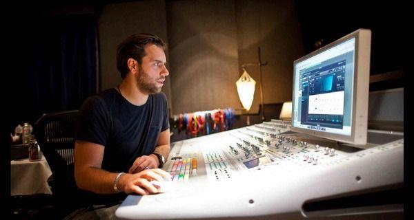 Sebastian Ingrosso using Native Instruments Razor Software Synthesizer