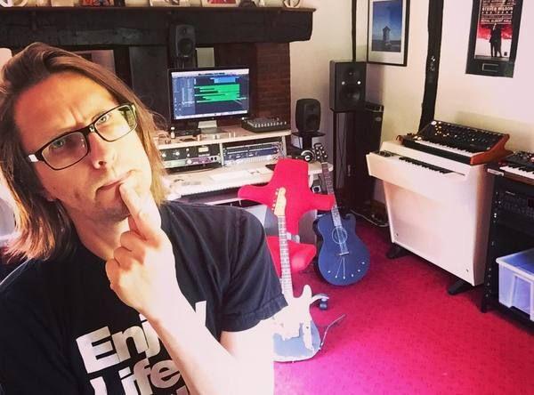 Steven Wilson using Moog Sub 37 Paraphonic Analog Synthesizer