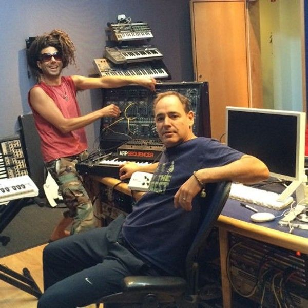The Crystal Method using Oxford Synthesiser Company OSCar Synthesizer