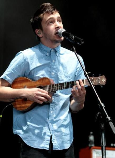Tyler Joseph using Luna High-Tide Concert Acoustic/Electric Concert