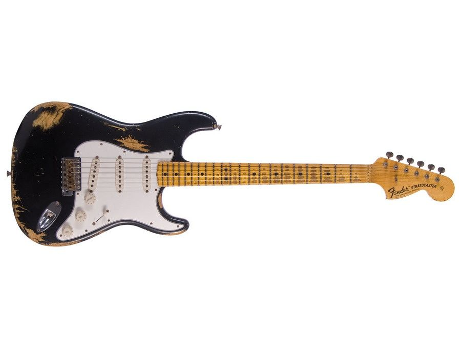 1968 Fender Stratocaster Electric Guitar Picture