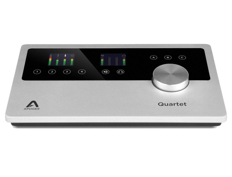 Apogee Quartet Audio Interface Picture
