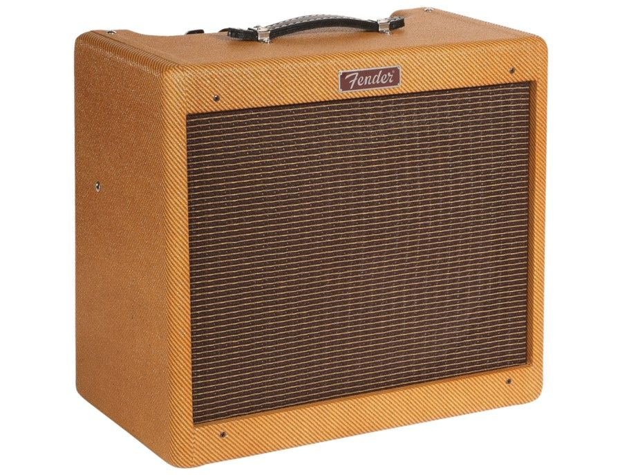 Fender Hot Rod Series Blues Junior 15W 1x12 Tube Guitar Combo Amp Picture