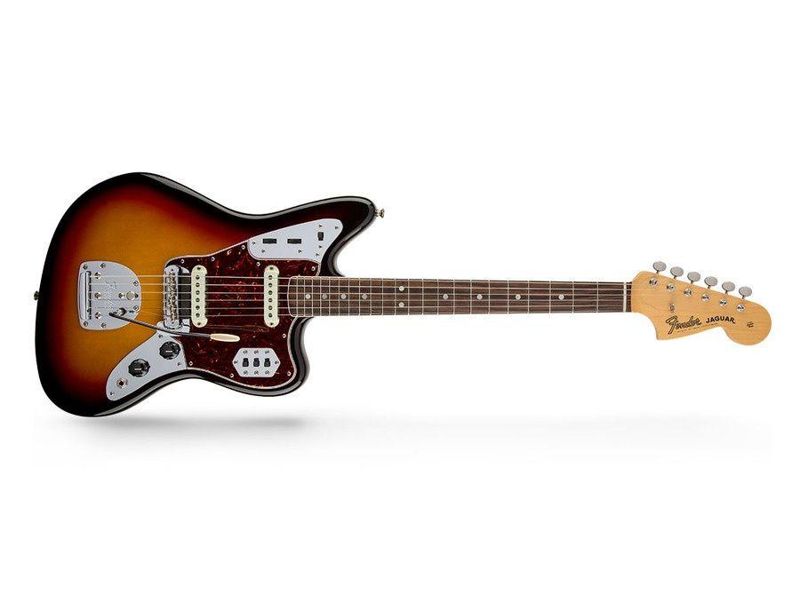 Fender Jaguar Electric Guitar Picture