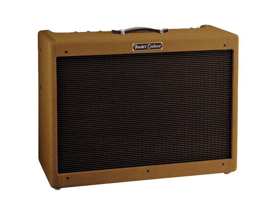 """""""Fender Limited-Edition Blues Deluxe """"Smoky Tweed"""" Reissue 40W 1x12 Combo Amp"""" Picture"""