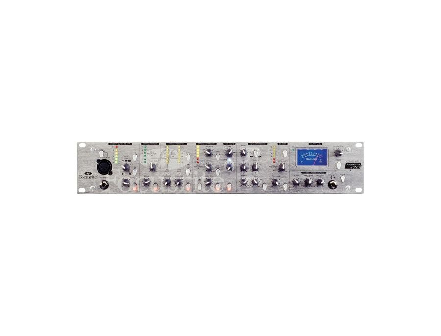 Focusrite VoiceMaster Pro Class A Microphone Preamp Picture