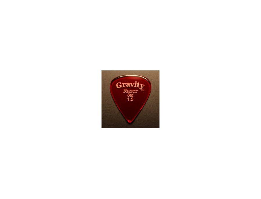 Gravity Razer STD 1.5 Guitar Picks Picture
