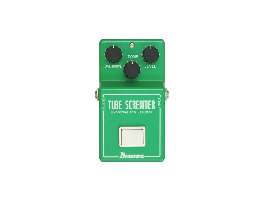 Ibanez TS808 The Original Tube Screamer Picture