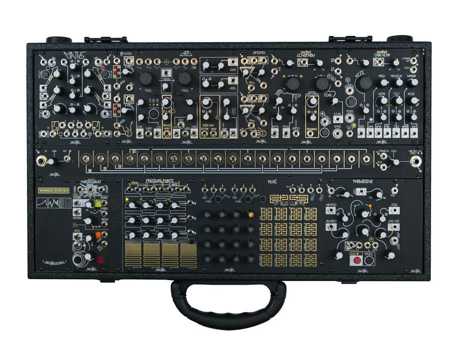 Make Noise Black & Gold Shared System Picture