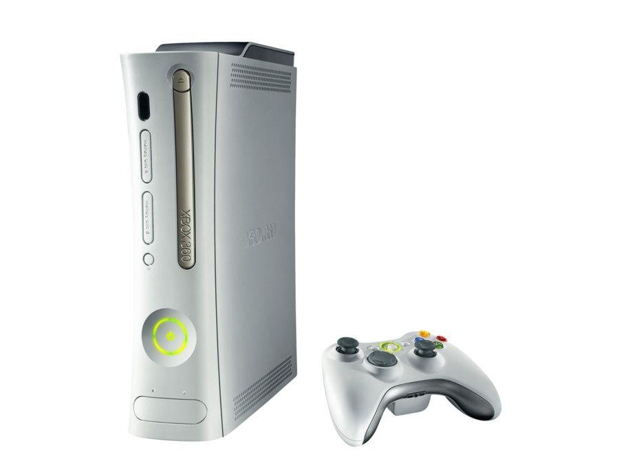 Microsoft Xbox 360 Console Picture