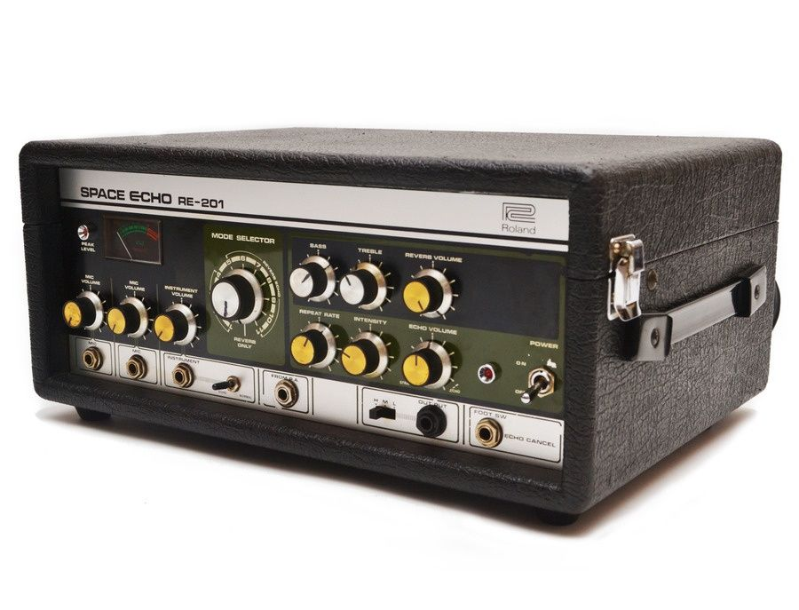 Roland Space Echo RE-201 Picture