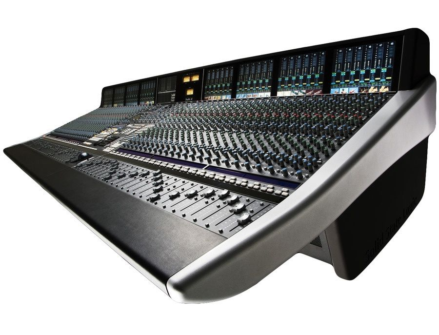 SSL Duality Mixing Console Picture