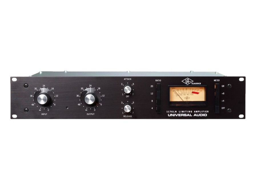 Universal Audio 1176LN Limiting Amplifier Picture